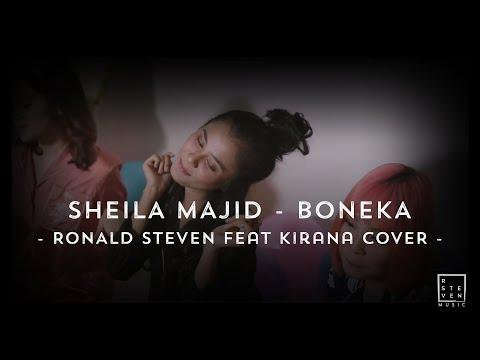 Boneka - Sheila Majid ( Ronald Steven feat. Kirana Cover)