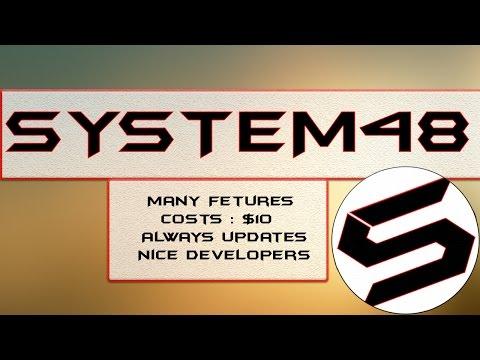 [SHOWCASE] [ROBLOX] System48 ( $10, FF, BTOOLS, ETC )