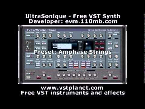 Free VST instruments / synthesizer software - VST Plugins - Page 17