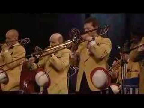 Glenn Miller Orchestra directed by Wil Salden - Little Brown Jug