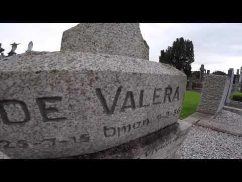 Riding Dublin, Glasnevin Cemetery - Paseando en Dublin Cementerio de Glasnevin