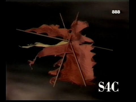 2 January 1994 S4C - adverts, Harry Connick in Concert trail