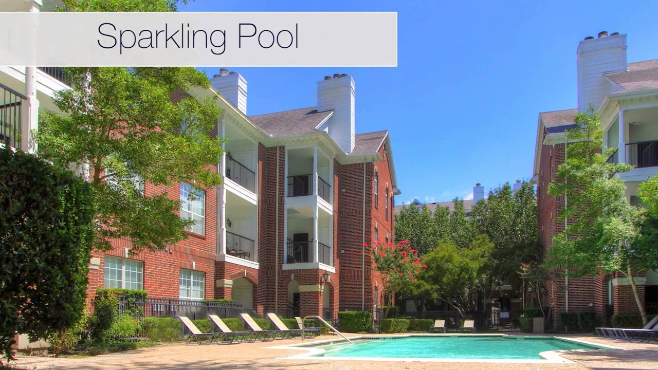 Tuscany Oaks Apartments: Houston, Texas - YouTube