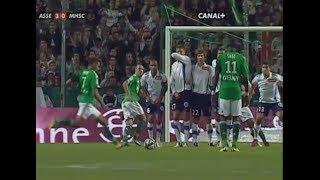 ASSE 3-0 Montpellier - 6e journée de L1 2010-2011