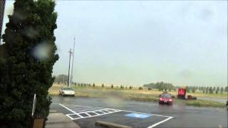 My First Time In A Dust, Wind, Rain, Hail, Lightning & Thunder Storm - L2Survive with Thatnub