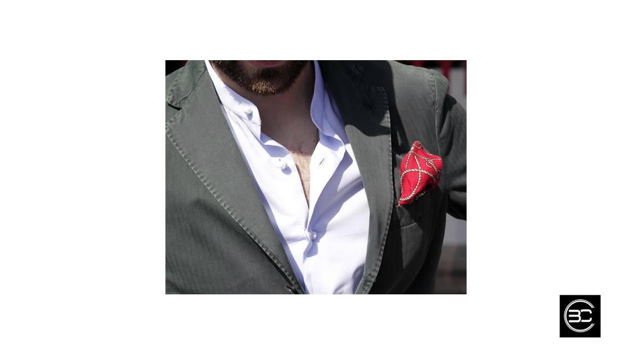 Tipos de Cuello de Camisa: Cuello Mao Bere Casillas (Elegancia 2.0)