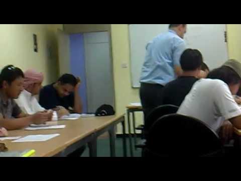Teaching Experience - عبوده