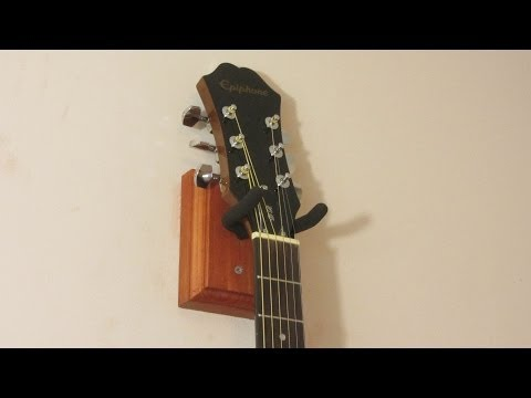 how-to-make-a-guitar-wall-mount