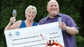 7 VINCITORI della lotteria finiti Veramente MALE