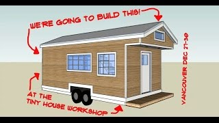 Tiny Healthy Homes - Vancouver Workshop