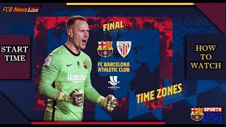 Barcelona vs Athletic Club: Start time, how and where to watch on TV and online in the USA