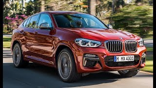 2019 BMW X4 M40D  Interior, Exterior and Drive