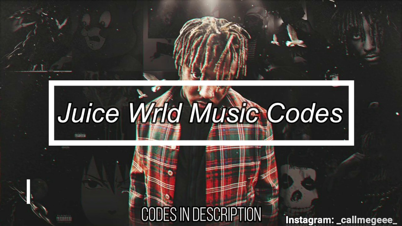 Smile Juice Wrld Roblox Id Code Juice Wrld Music Codes Roblox Youtube