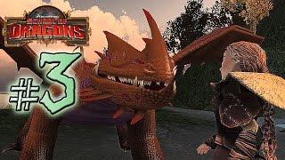 A NEW DRAGON BUDDY! Return to Dragon Island - Part 3