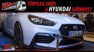Totalcar Erőmérő: Tényleg erős a Hyundai szörnye? (i30 N Performance)