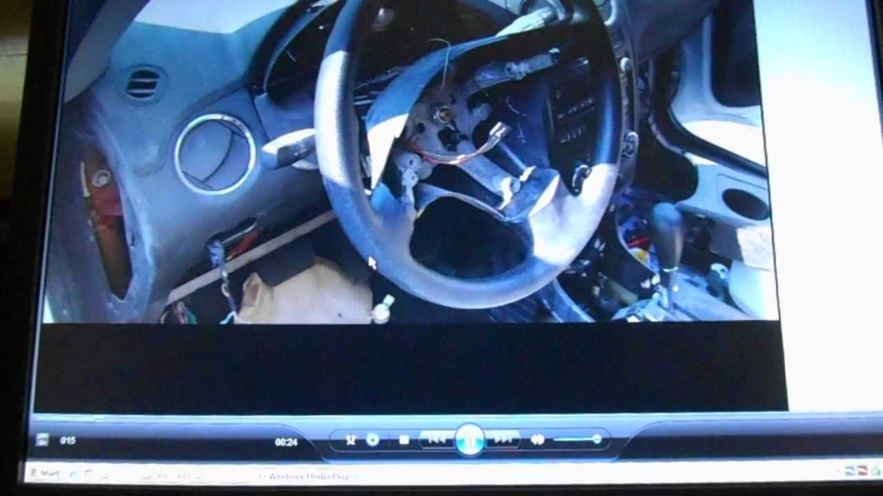 2009 chevy hhr can bus testing no crank no start no communication [ 1280 x 720 Pixel ]