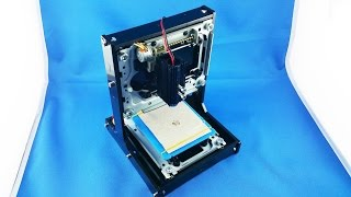 ✅ 99$ Laser engraver machine from AliExpress.com Unboxing haul euro app
