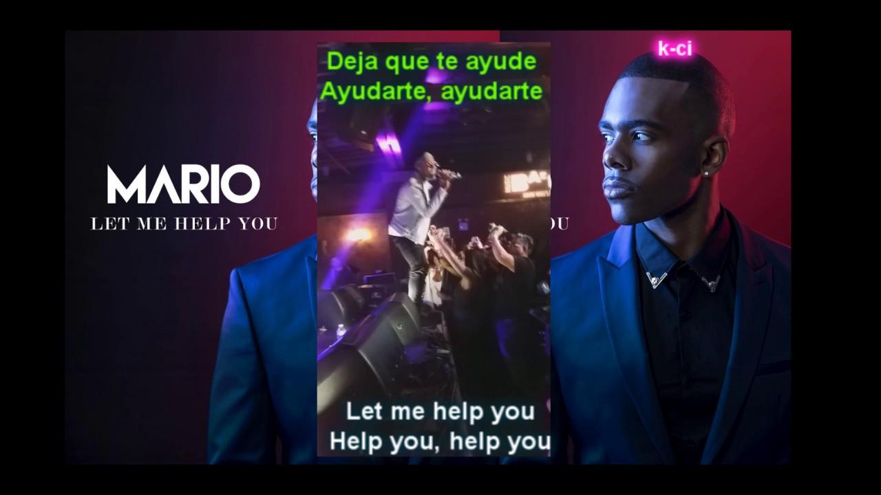 Download Mario - Let Me Help You - Déjame ayudarte (Lyrics + Sub Español)