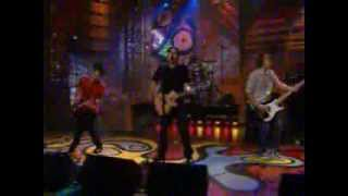 "Jimmy Eat World - ""The Middle"" [2002 Jay Leno]"