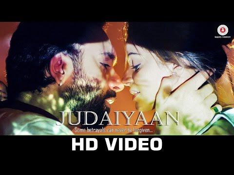 Judaiyaan - Official Music Video | Paras Singh Minhas, Bhumika Tiwari & Tushar Khanna | Guru Sharma