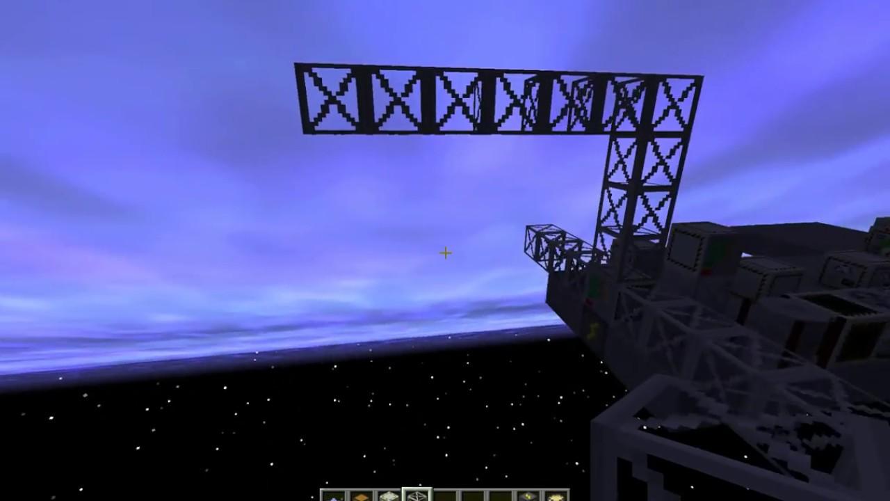 Minecraft mining laser drill