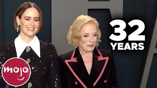Top 20 Celebrity Couṗles With A Big Age Difference