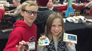 The 36th Philly Non-Sports Card Show 2015 show recap, 2 contests, and much more!