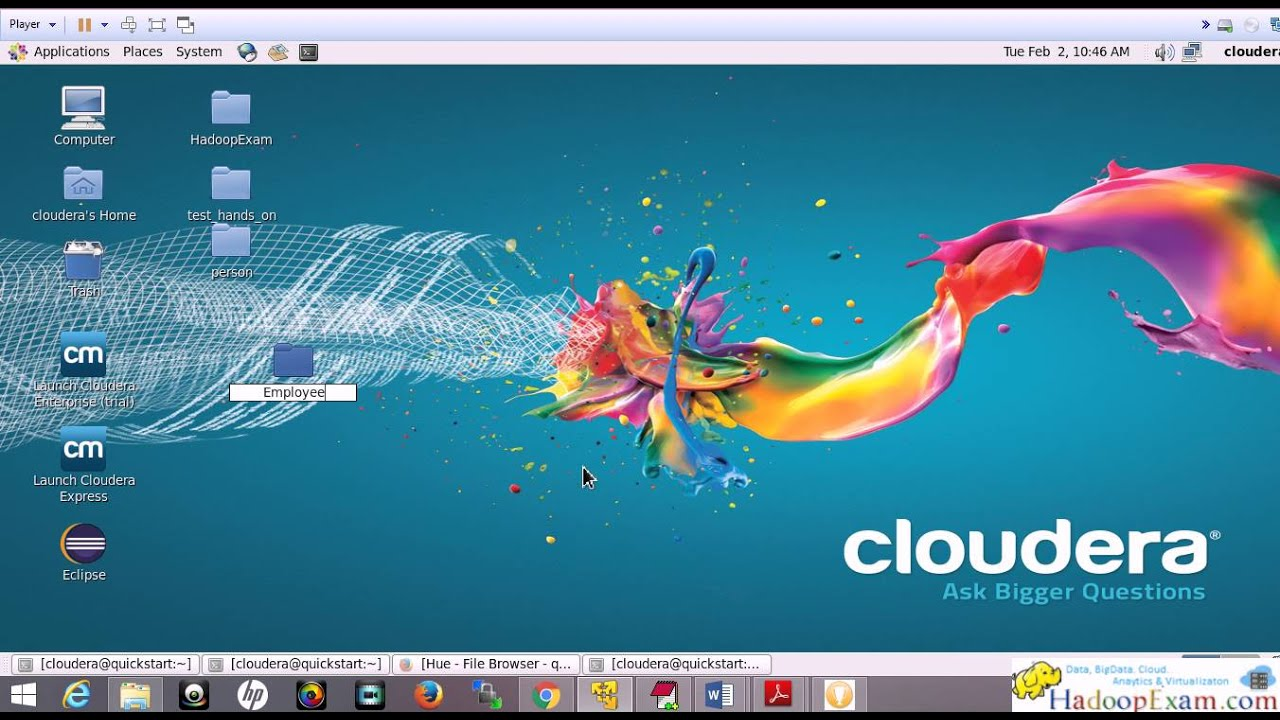 What is Cloudera CCA175 Spark and Hadoop Developer Certification