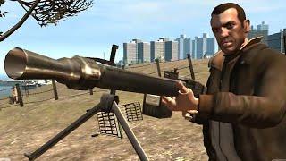 GTA IV or FPS Russia [Parody   Rockstar Editor]