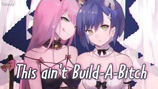 Download 「Nightcore」→ Build a B*tch \\ Bella Poarch (Lyrics)