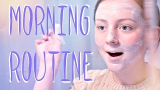 MORNING ROUTINE | Я КАК ИСЛАНДКА! | MAKEUPKATY