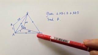 [學生問題#008] 幾何難題,你有冇信心做到?