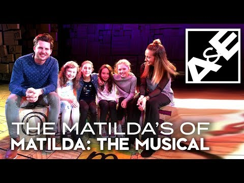 The Matildas of Matilda: The Musical!