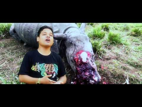 Rhino Song: A Never Before Assamese HOT Video on Rhino Killings By Manas Deka