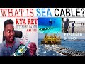 What is sea cable? How sea cable works? How Internet Works?  Kaise Kam Karta Hai?