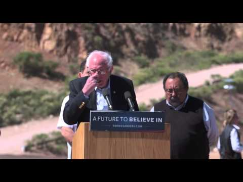 Children of Gang Violence | Bernie Sanders