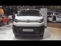 Citroën Jumpy Würth Panel Van (2017) Exterior and Interior in 3D