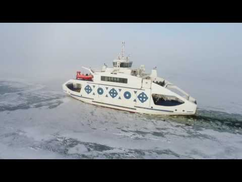 Baltic Workboats 45m ICE class passenger ferry