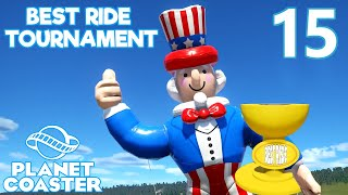 Best Ride in Planet Coaster Tournament - Part 15 - AND THE WINNER IS...