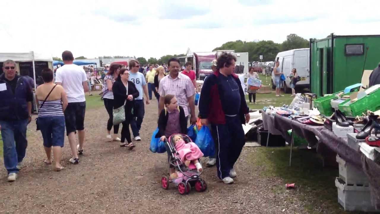 Dunton Car Boot Sale Essex
