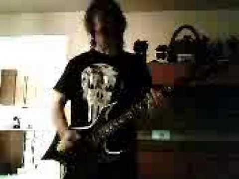 Heavy Metal Guitar- Bondage of Hate