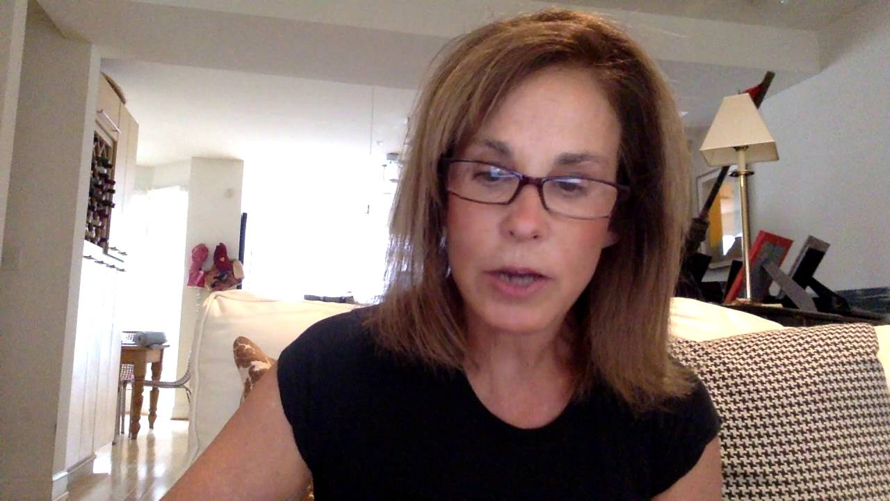 Consciousness and the NDE: Author Debra Diamond reads an excerpt ...