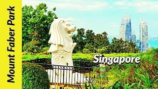 Cover images Mount Faber Park, Singapore [4K]