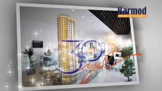 Marmara Kule | Prefabrik çelik yapı satış ofisi | Karmod