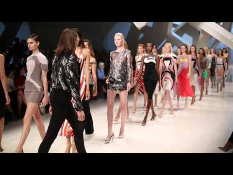 Style by Yellow Button X Mercedes Benz Fashion Week Australia 2014