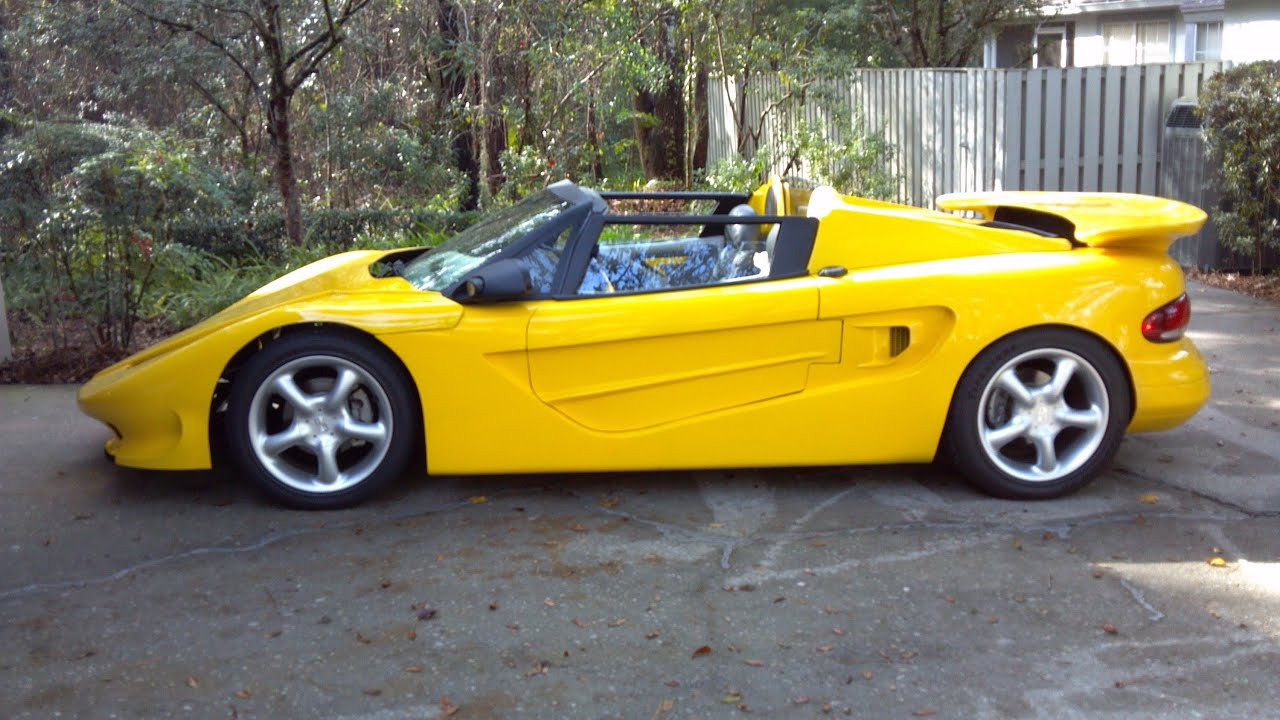 SPORTS CAR FOR SALE ONE OF A KIND HAND BUILT ORIGINAL