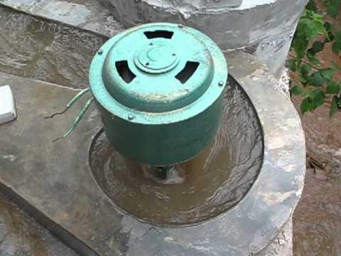 micro kaplan turbine