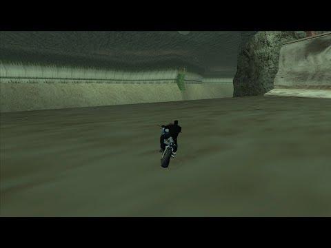 GTA San Andreas Underwater Exploration