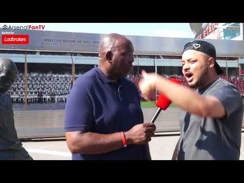 I've Been Very Harsh On Wenger But It's Because I Love Arsenal (Troopz)