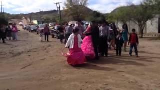 Quinceñera Las Higueras,Rodeo,Durango